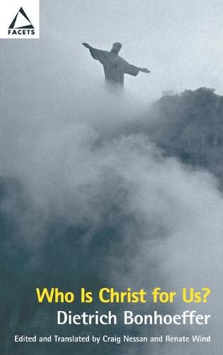 Who is Christ for Us? (Paperback)