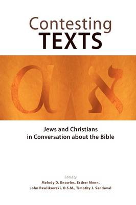 Contesting Texts: Jews and Christians in Conversation About the Bible (Hardback)