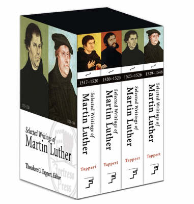 Selected Writings of Martin Luther (Paperback)