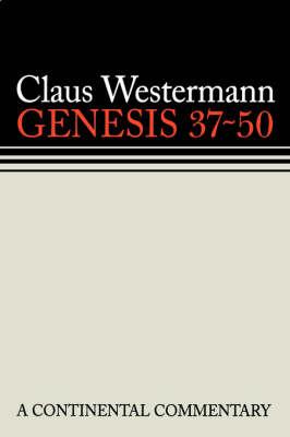 Genesis 37-50 (Paperback)