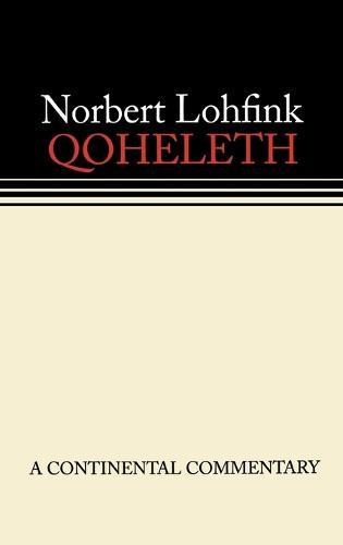 Qoheleth (Hardback)