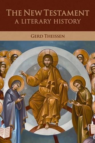 The New Testament: A Literary History (Hardback)