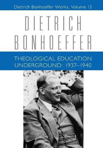 Theological Education Underground: 1637-1940: v. 15 (Hardback)
