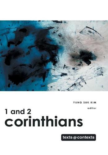 1 and 2 Corinthians - Texts@Contexts (Hardback)