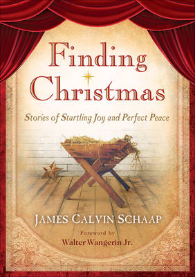 Finding Christmas: Stories of Startling Joy and Perfect Peace (Hardback)