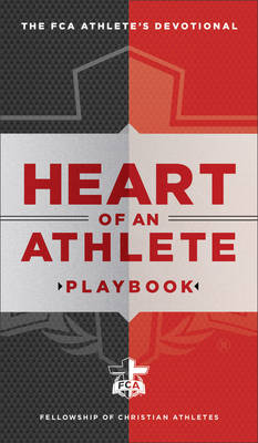 Heart of an Athlete Playbook: Daily Devotions for Peak Performance (Paperback)