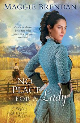 No Place for a Lady: A Novel (Paperback)