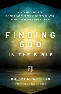 Finding God in the Bible: What Crazy Prophets, Fickle Followers and Dangerous Outlaws Reveal About Friendship with God (Paperback)