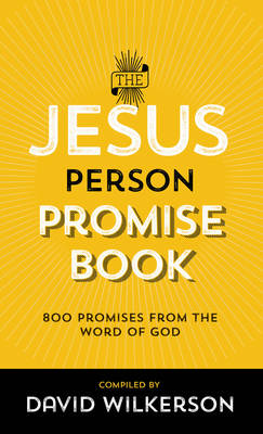 The Jesus Person Promise Book, Repackaged Ed. (Paperback)