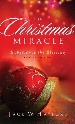 The Christmas Miracle: Experience the Blessing (Paperback)