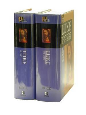 Luke: 2 Volumes (Hardback)