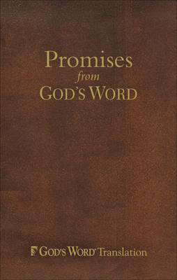 Promises from God's Word (Leather / fine binding)