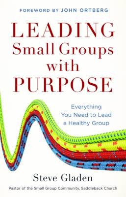 Leading Small Groups with Purpose: Everything You Need to Lead a Healthy Group (Hardback)