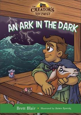 An Ark in the Dark: Noah's Story - The Creator's Toy Chest (Hardback)