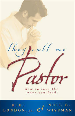 They Call Me Pastor (Paperback)