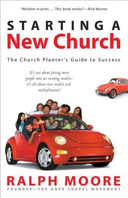 Starting a New Church (Paperback)