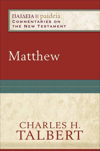 Matthew (Paperback)