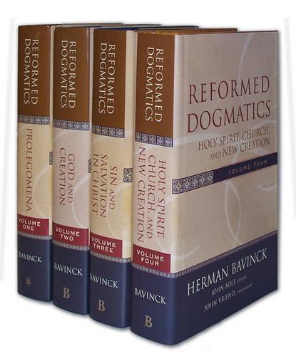 Reformed Dogmatics (Hardback)