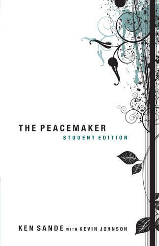 The Peacemaker: Handling Conflict without Fighting Back or Running Away (Paperback)