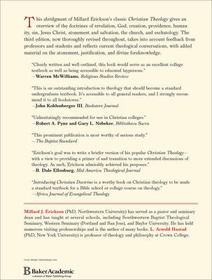 Introducing Christian Doctrine (Hardback)
