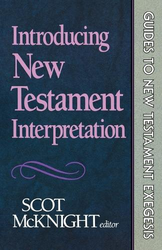Introducing New Testament Interpretation - Guides to New Testament Exegesis (Paperback)