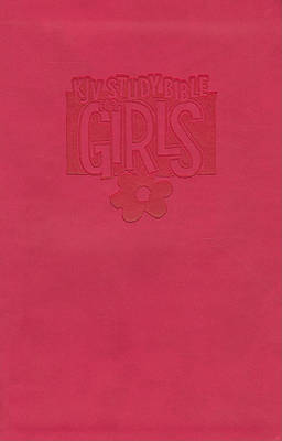 KJV Study Bible for Girls (Leather / fine binding)