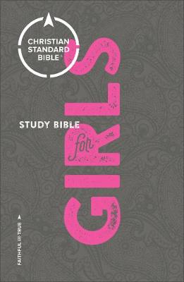 CSB Study Bible for Girls (Paperback)
