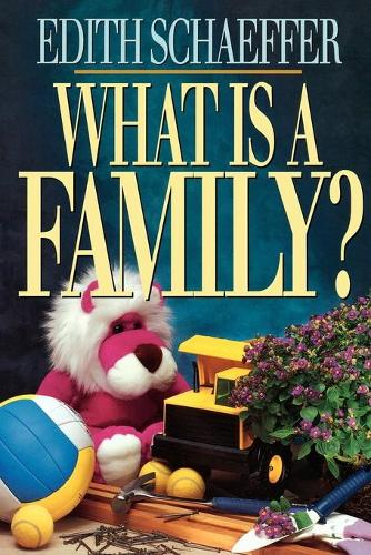 What is a Family (Paperback)