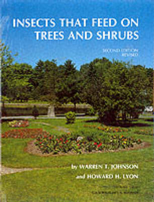 Insects that Feed on Trees and Shrubs (Hardback)