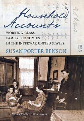 Household Accounts: Working-Class Family Economies in the Interwar United States (Hardback)