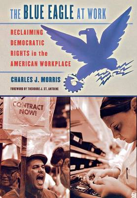 The Blue Eagle at Work: Reclaiming Democratic Rights in the American Workplace (Hardback)
