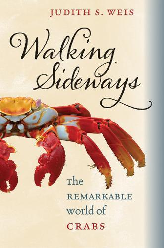 Walking Sideways: The Remarkable World of Crabs (Hardback)