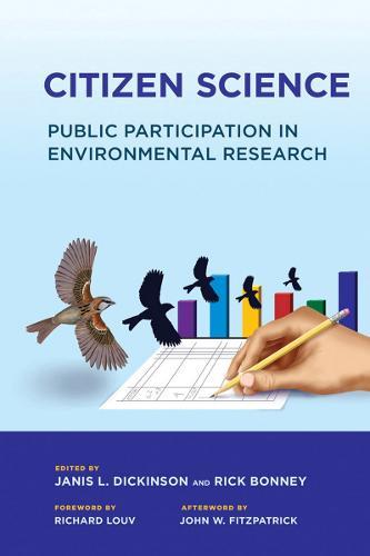 Citizen Science: Public Participation in Environmental Research (Paperback)