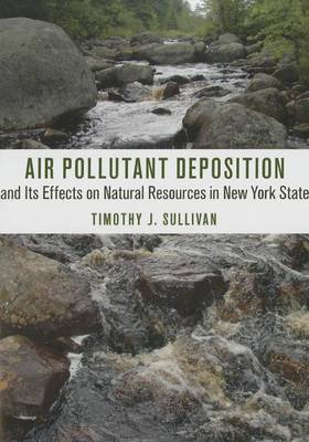 Air Pollutant Deposition and Its Effects on Natural Resources in New York State (Paperback)