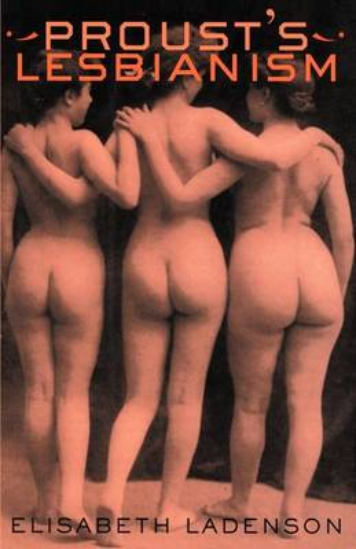 Proust's Lesbianism (Paperback)
