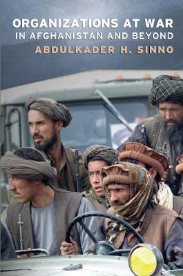 Organizations at War in Afghanistan and Beyond (Paperback)
