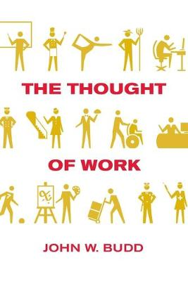 The Thought of Work (Paperback)
