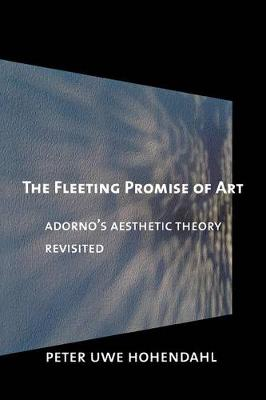 The Fleeting Promise of Art: Adorno's Aesthetic Theory Revisited (Paperback)