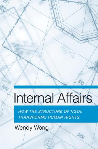 Internal Affairs: How the Structure of NGOs Transforms Human Rights (Paperback)