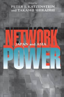 Network Power: Japan and Asia (Paperback)
