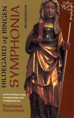 """Symphonia: A Critical Edition of the """"Symphonia Armonie Celestium Revelationum"""" (Symphony of the Harmony of Celestial Revelations) (Paperback)"""