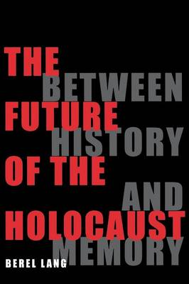 The Future of the Holocaust: Between History and Memory (Paperback)