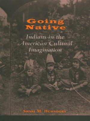 Going Native: Indians in the American Cultural Imagination (Paperback)