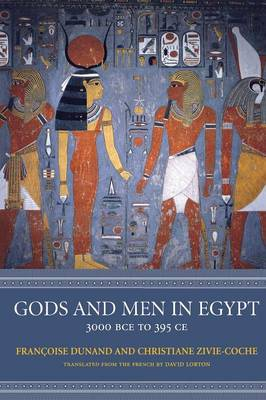 Gods and Men in Egypt: 3000 BCE to 395 CE (Paperback)