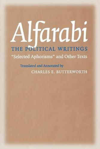 """The Political Writings: """"Selected Aphorisms"""" and Other Texts - Agora Editions (Paperback)"""