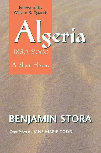 Algeria, 1830-2000: A Short History (Paperback)