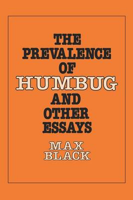 The Prevalence of Humbug and Other Essays (Paperback)
