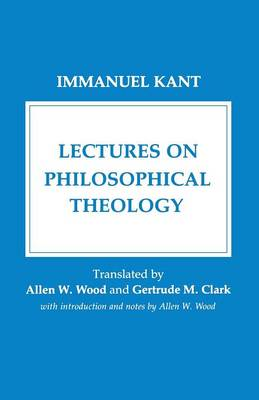 Lectures on Philosophical Theology (Paperback)