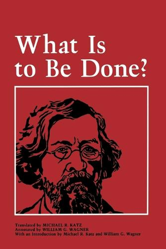 What Is to Be Done? (Paperback)