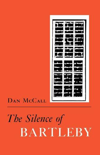 The Silence of Bartleby (Paperback)